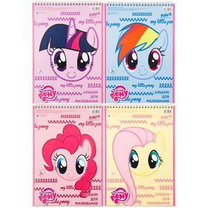 Альбом для рисования 30 листов My Little Pony Kite LP17-243