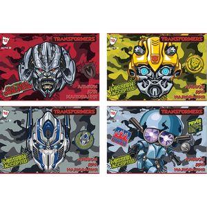 Альбом для рисования Transformers 12 листов Kite TF18-241