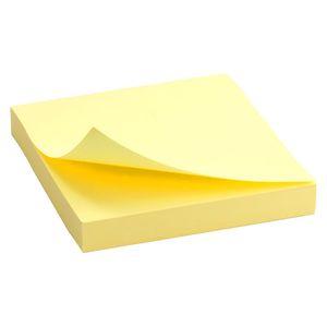 Блок бумаги с липким слоем 75x75 мм 100 листов Delta D3314
