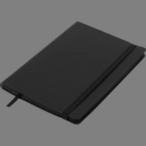 Блокнот деловой BRIEF А5 96 листов, обложка искусственная кожа Buromax BM.295004