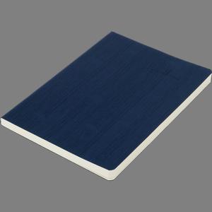Блокнот деловой COLOR TUNES А5, 96л., чистый обложка искуств. кожа Buromax BM.295000