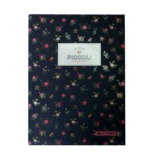 Блокнот PICCOLI А-5 80л., клетка интегральнная обложка Buromax BM.24522101