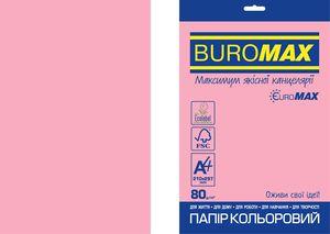 Набор цветной бумаги Euromax А4, 80г/м2, 20 листов, BUROMAX INTENSIVE BM.2721320E