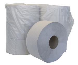 Бумага туалетная макулатурная Джамбо 100м на гильзе Buroclean 10100053