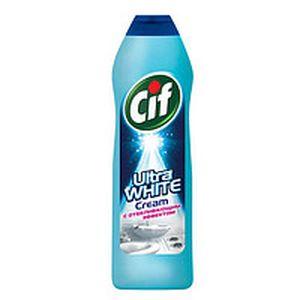 Cif Актив чистящий крем для плит, изделий из нержавеющей стали 500мл (720г) Ультра Уайт 0150618_1