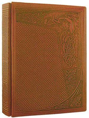 Ежедневник формат А5, искусственная кожа Кельт Foliant EG549