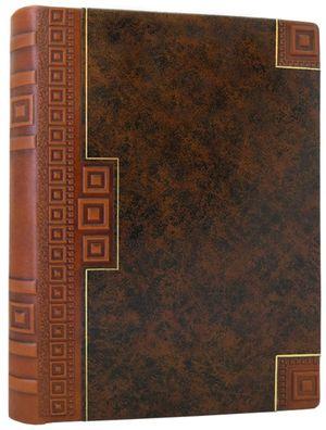 Ежедневник формат А5, натуральная кожа Кайзер, Foliant