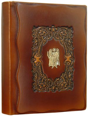 Ежедневник формат А5, натуральная кожа Киевский, Foliant