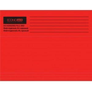 Папка-файл подвесная А4 картонная Economix E30202