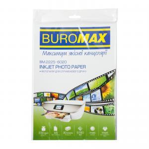 Фотобумага матовая А4, 230 г/м2, 20 листов Buromax BM.2225-6020