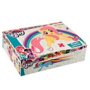 Гуашь Little Pony 12 цветов Kite LP19-063