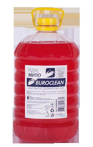 Мыло жидкое бесфосфатное, 5 л, BuroClean ECO, 1060000
