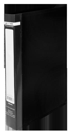 Папка пластиковая на 2 кольца А4 25 мм JOBMAX Buromax BM.3161