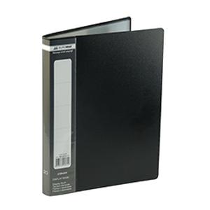 Папка на 20 файлов А5 Buromax BM.3604-01 черная