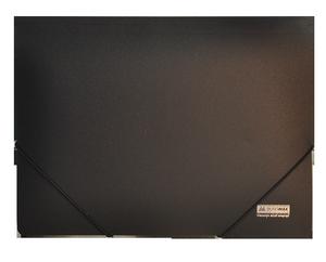 Папка пластиковая на резинках А4 Buromax JOBMAX BM.3911