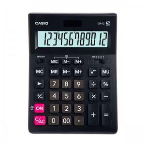 Калькулятор настольный 12-разрядный Casio GR-12-W-EP