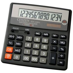 Калькулятор Citizen SDC-640 II 14 р.