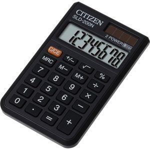 Калькулятор Citizen SLD-200 N 8 р.
