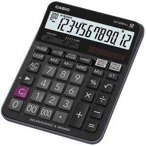 Калькулятор настольный 12-разрядный Casio DJ-120D PLUS-W-EP