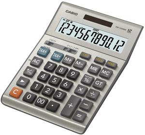 Калькулятор настольный 12-разрядный Casio DM-1200BM-S-EH
