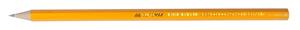 Карандаш графитовый HB желтый без ластика Buromax BM.8537