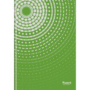 Книга записная Sun А4 картон. обложка 96 листов клетка Axent 8422-1-A