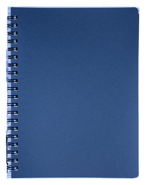 Книжка записная на пружине А4
