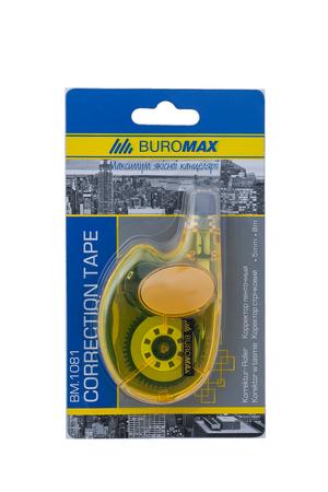 Корректор ленточный с боковой подачей ленты 5мм*8м Buromax BM.1081