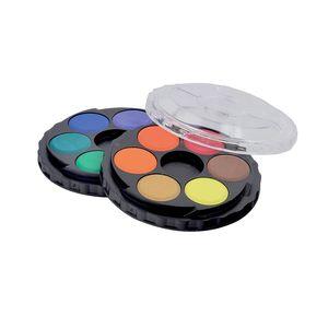 Краски акварельные в круглой пластиковой упаковке б/к 12 цветов Koh-i-noor 171503