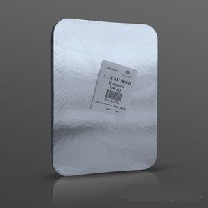 Крышка картон-алюминий для SP 64L 100шт 0125751к