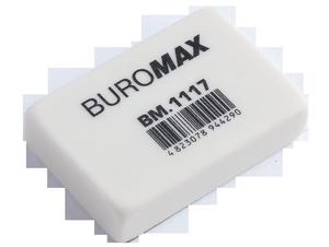 Ластик прямоугольный 32*22*8mm Buromax BM.1117