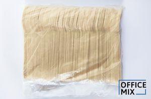 Ложка деревянная 16см (100шт) К-АС-06 0112496