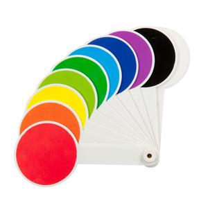 Набор веер цветов и геометрических фигур Zibi ZB.4904