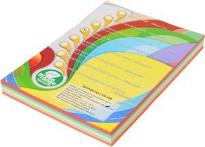 Набор цветной бумаги А4 80г/м2 IQ A4.80.IQ.RB02.250 интенсив