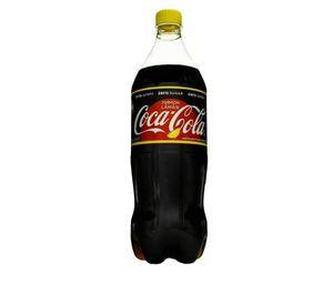 Напиток Coca-Cola Zero Lemon 1л 10749588
