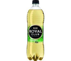 Напиток Royal Club Имбирный эль б/алк газ 1л 10439901
