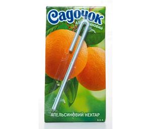 Нектар Садочок апельсин т/п 0,5л 10124174