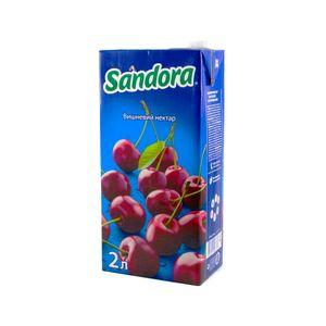 Нектар Sandora вишневый 2л 10326581