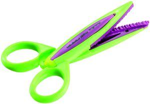 Ножницы детские СRAFT + 5 сменных лезвий Maped MP.601005 ассорти