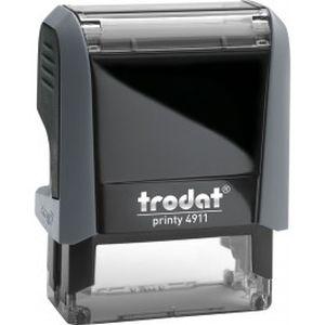 Оснастка для штампа пластмассовая 38х14мм original Trodat 4911