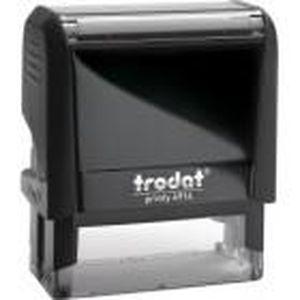 Оснастка для штампа пластмассовая 64х26мм original Trodat 4914