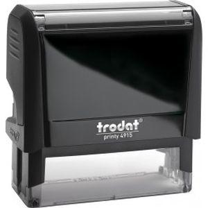 Оснастка для штампа пластмассовая 70х25мм original Trodat 4915