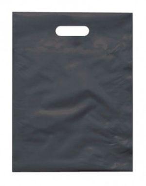 Пакет банан 40*50см+3,5/50 черный 50шт 0169445