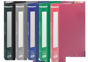Папка c 20 файлами А5 Buromax BM.3604-99 ассорти