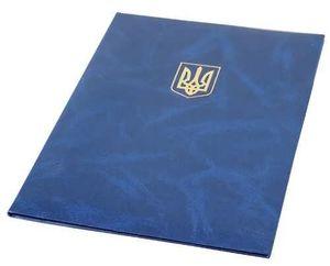 Папка Герб А4+ балакрон ПП-2г