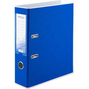 Папка-регистратор A4 BiColor с двусторонним покрытием 7.5см Delta D1716-C