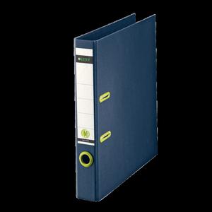 Папка-регистратор A4 Recycle 180 50 мм Leitz 10030069 графитовый