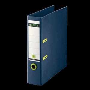 Папка-регистратор A4 Recycle 180° 75 мм Leitz 10040069 графитовый