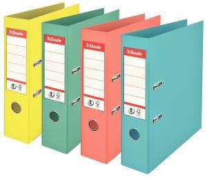 Папка-регистратор Esselte No.1 Power Colour ice А4 75мм 626503