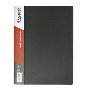 Папка с прижимом А4 с внутренним карманом Axent 1301-A